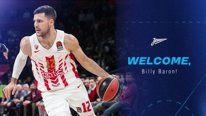 Billy Baron Zenit