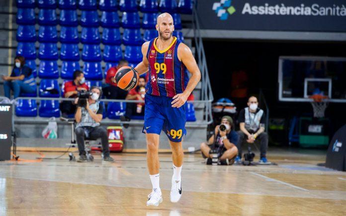 Nick Calathes Barcelone