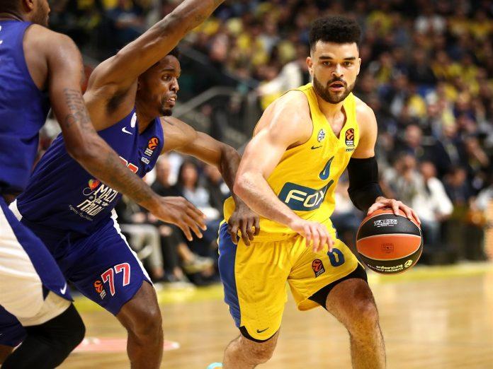 Elijah Bryant Maccabi Tel-Aviv