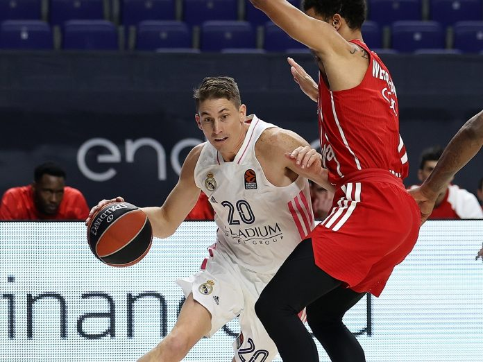Jaycee Carroll Real Madrid Bayern Munich