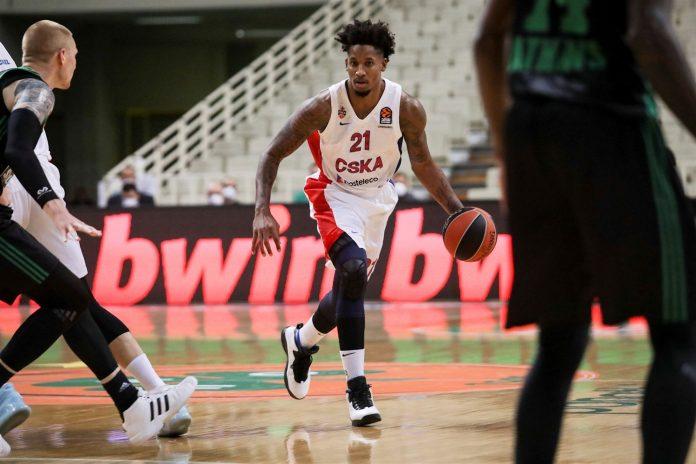 Will Clyburn CSKA Moscou EuroLeague
