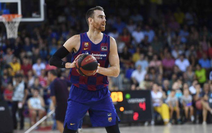 Victor Claver Barcelone