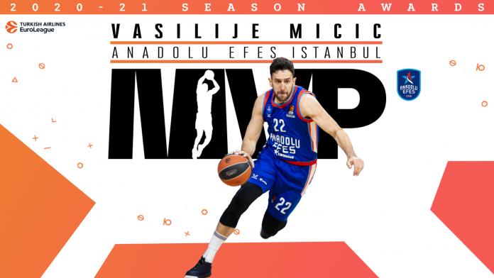 Anadolu Efes Vasilije Micic