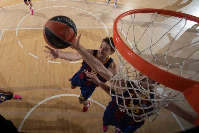 Pau Gasol FC Barcelone